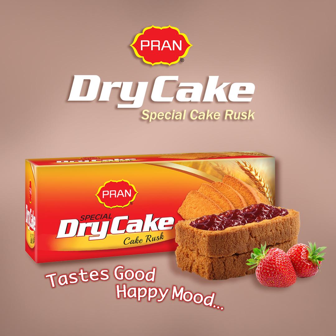 Pran Dry Cake - Tima Digital